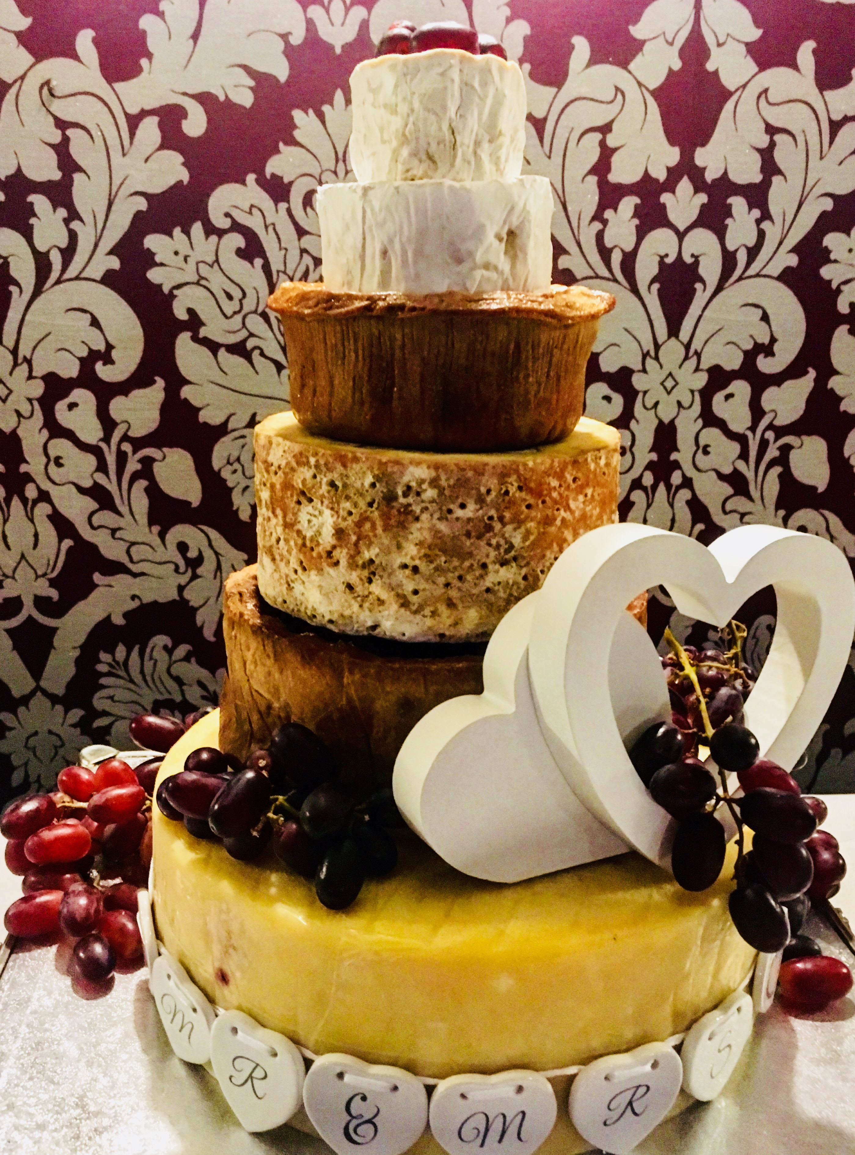 It Therefore Probably Comes As Little Surprise That My Ultimate Wedding Cake Was Going To Have Involve Beloved Cheese