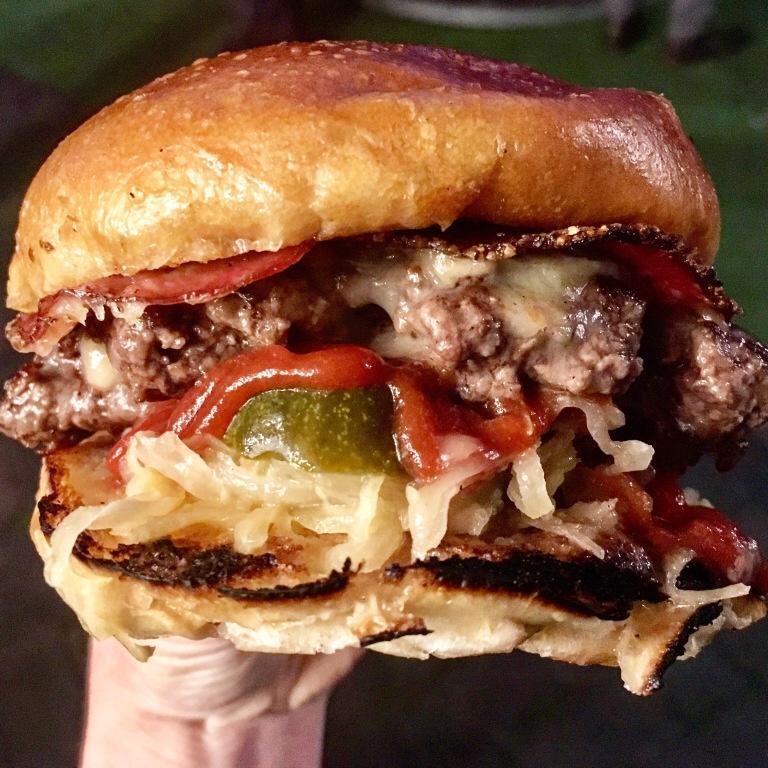 OPM burger