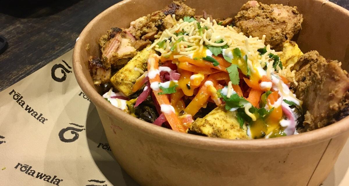 Indian Street Food At Rola Wala Selfridges Bite Your Brum